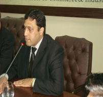 Mr. Hasan Haider, DGM NPO & Secretary General PAP