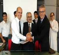 NPO and GRFC MOU Ceremony Image 1